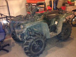 Yamaha Grizzly 700EFI - Excellent Condition