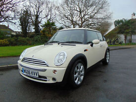 Magnificent 2006 Ultra Low Mileage Mini 1.6 Cooper Long MOT Drives Beautifully