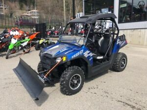 2013 Polaris RZR 800 EPS Blue Fire LE