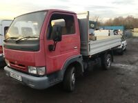 Nissan cabstar 3.5 ton very clean ideal export*