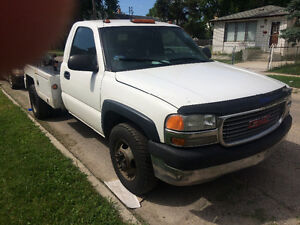2002 GMC C/K 3500 Tow Truck for sale