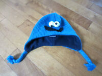 Cookie Monster Hat from Sesame street