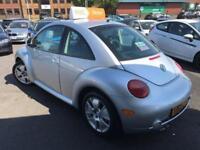 2003 Volkswagen Beetle V5 3dr 2.3