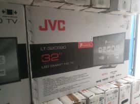 TV SMART WIFI BRAND NEW 32INCH JVC
