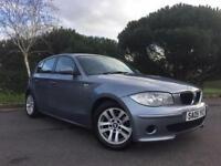 2005 BMW 1 SERIES 2.0 118I ES (NEW 12 MONTH MOT)