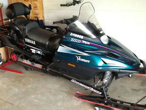 Yamaha venture 500 buy or sell snowmobiles in ontario for 500 yamaha snowmobile