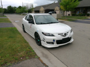 selling my mazda 3GT 2008