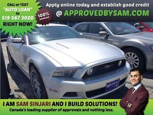 STANG 5.0 - APPLY WHEN READY TO BUY @ APPROVEDBYSAM.COM