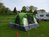 Hi-Gear Gobi 4 Elite Tent, Footprint and Carpet for Sale - Used 5 times excellent condition