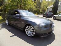2009 BMW 5 SERIES 520D M SPORT BUSINESS EDITION TOURING ESTATE DIESEL