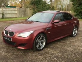 BMW M5 5.0 SMG 4dr - Low Mileage - 1 Former Keeper