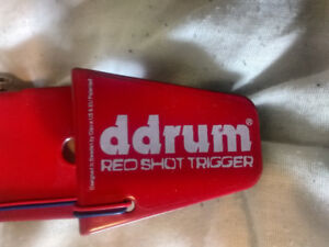 DDrum triggers and Roland TD-3 brain