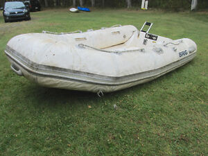 Brigg 10 foot inflatable boat - Emergency Sale!