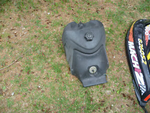 CK3 chassis gas tank