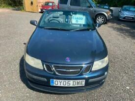 image for 2005 Saab 9-3 1.8t Linear 2dr CONVERTIBLE Petrol Manual