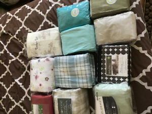 Sears Bed sheets( NEW)