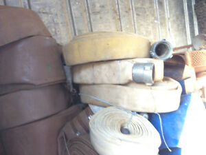 Different sized water pump hoses