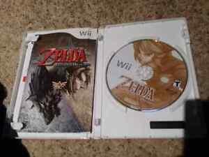 Zelda Wii Game Regina Regina Area image 2