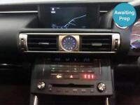 2015 LEXUS IS 300h Executive Edition 4dr CVT Auto