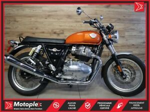 2019 Royal Enfield Interceptor 650 ABS
