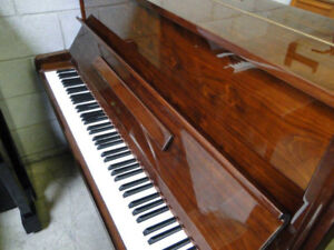 ★ Weber W 121 ★ Excellent condition Used Piano