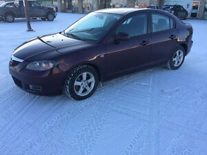2008 Mazda Mazda3 Remote start Sedan
