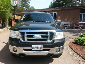 2007 Ford F-150 XLT SUPER CREW CAB 4X4 - DEEP RIVER
