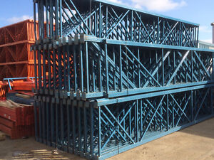 50,000 Sq.Ft. New and Used Pallet Racking Kitchener / Waterloo Kitchener Area image 3