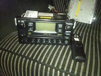 Toyota RAV4 CD player