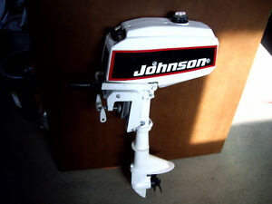 MOTEUR JOHNSON 2.3 HP