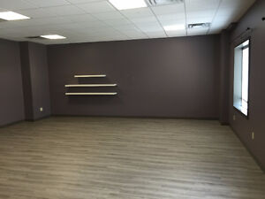 2nd floor space for lease