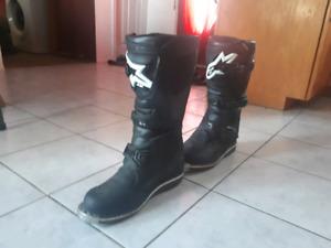 Alpinestars Dirtbike boots
