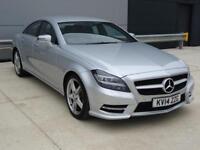 Mercedes-Benz CLS350 3.0CDI Plus 2013 Sport AMG £339 P MONTH ZERO DEPOSIT