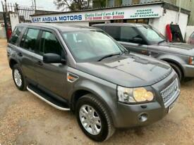 image for 2007 Land Rover Freelander 2.2 Td4 XS 5dr Auto ESTATE Diesel Automatic