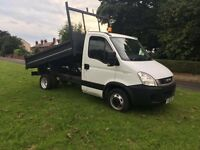 Iveco daily twin wheel tipper truck 2010 60 2.3 hpi only 115,000 miles