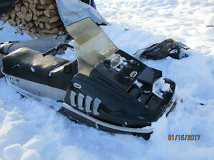 Skidoo TA and Motoski Ventura $500.00 for 2