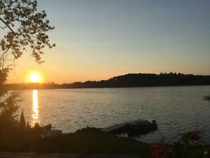 WATERFRONT 5 BEDROOM 3 BATH CHEMONG LAKE SUNSETS