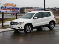 2012 VOLKSWAGON TIGUAN***4 MOTION AWD***HEATED SEATS***NEW MVI**