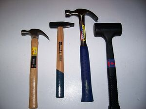 **NEW** COLLECTION OF HAMMERS