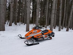 2007 Arctic Cat Sno Pro F8
