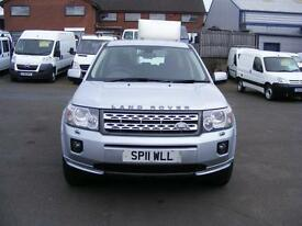 Land Rover Freelander 2.2 SD4 GS AUTO