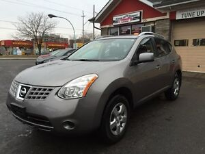 2008 Nissan Rogue with 174 km AWD