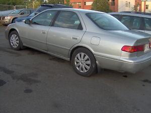 2001 Toyota Camry Berline
