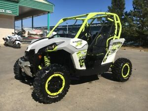 REDUCED!!!! 2015 Can-Am Maverick 1000 Turbo for only $99 B/W.