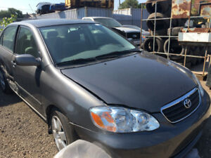 2005 Toyota Corolla LE with just 68,000km at Pic N Save!