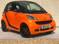 2011 Smart fortwo 1.0mhd Softouch