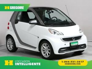 2015 Smart Fortwo Passion ELECTRIQUE  A/C GR ELECT MAGS