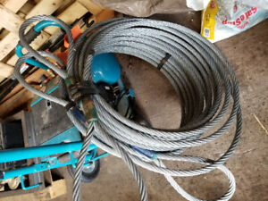 """Wire rope sling 3/4"""""""