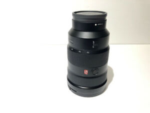 Sony 24-70 f/2.8 G-Master lens in excellent condition