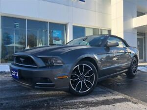 2013 Ford Mustang GTJUST ARRIVED, AUTO TRANS, LEATHER SEATING, A